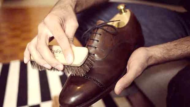 c06cee61aa5 Druhá kůže  10 kroků správné péče o kožené boty