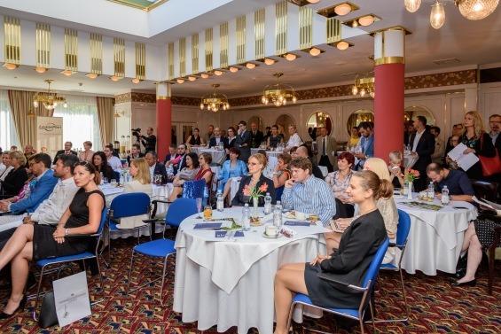 Obchod a organizace eventů je Štěpánce daný, i když ho dnes dělá jinak. Zde například organizovala svatováclavský brunch pro 140 lidí.