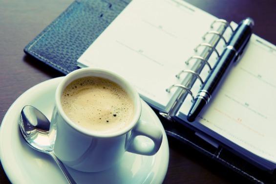 coffee agendaup