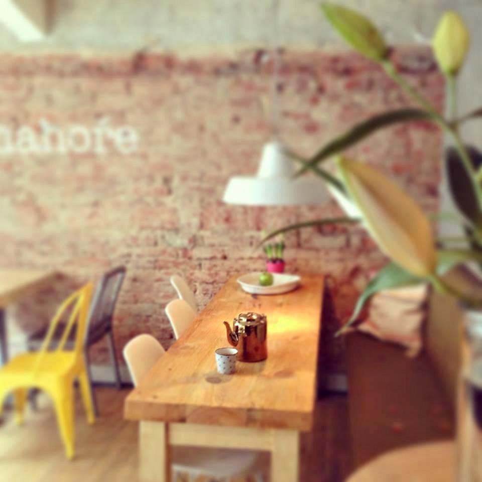 Kavárna Nahoře