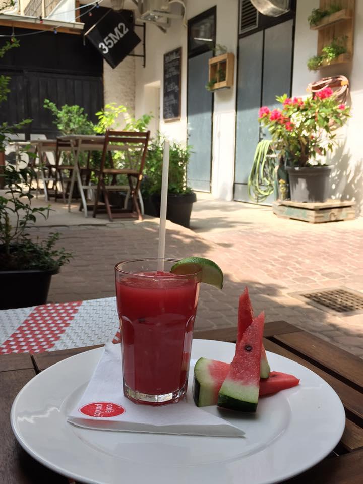 Café Pavlač, Žižkov