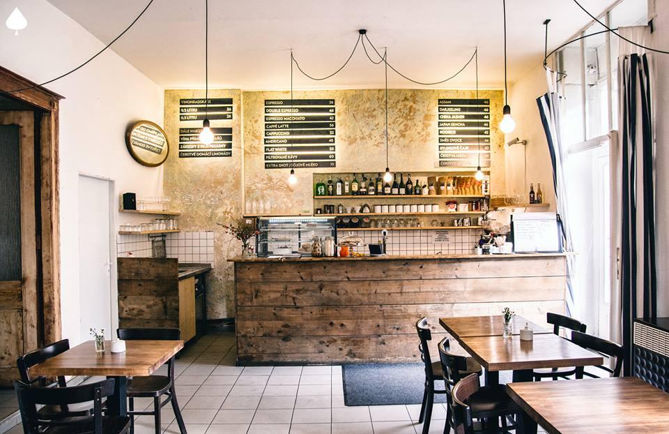 Kavárna Pod Lipami, Letná