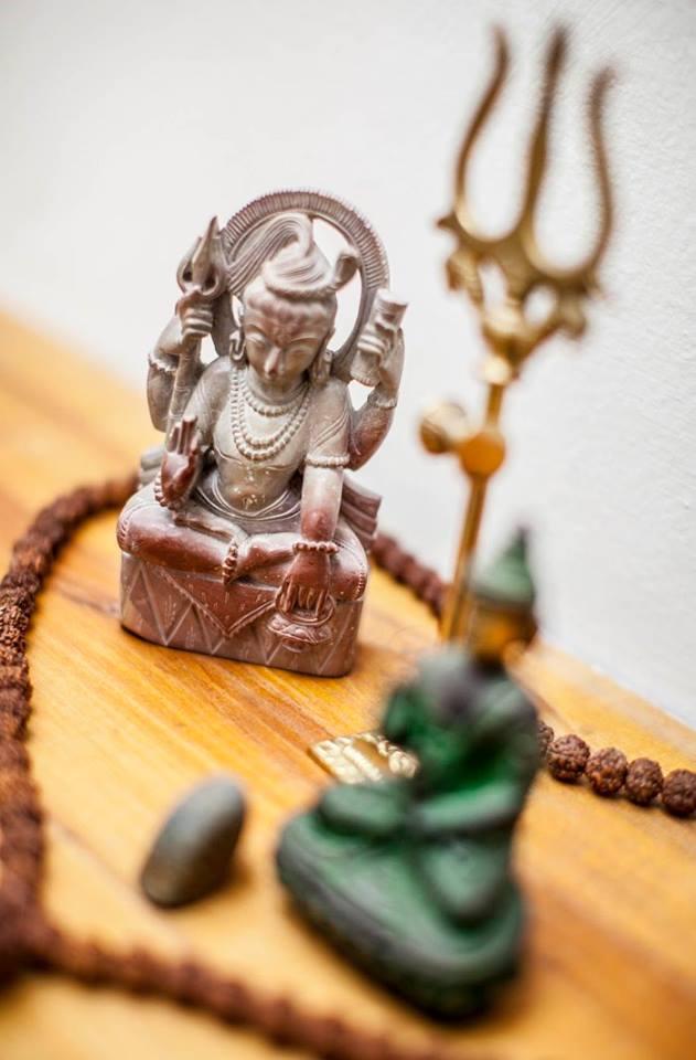 Jemný svět Budha