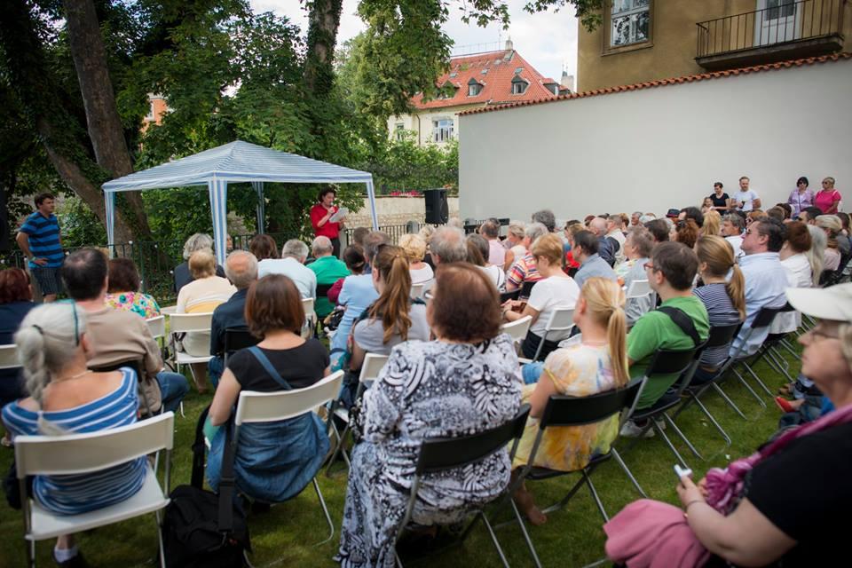 Letní kino Werichova vila