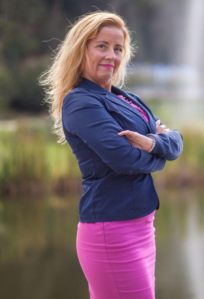 Ambassadorka Ivana Jelonková