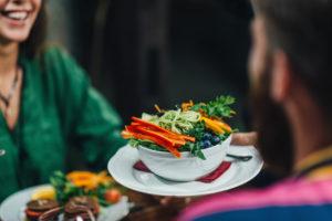Vegetariánská restaurace Praha