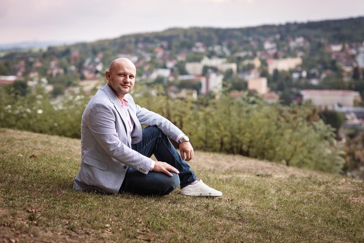 Obchodní ředitel ANTEE s.r.o., Petr Němeček