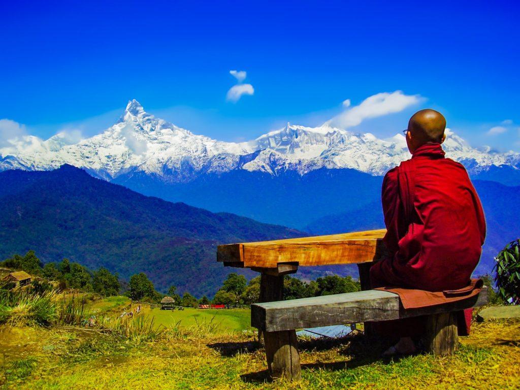 Buddhismus může pomoci v obchodu