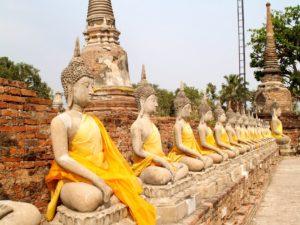 obchod a buddhismus