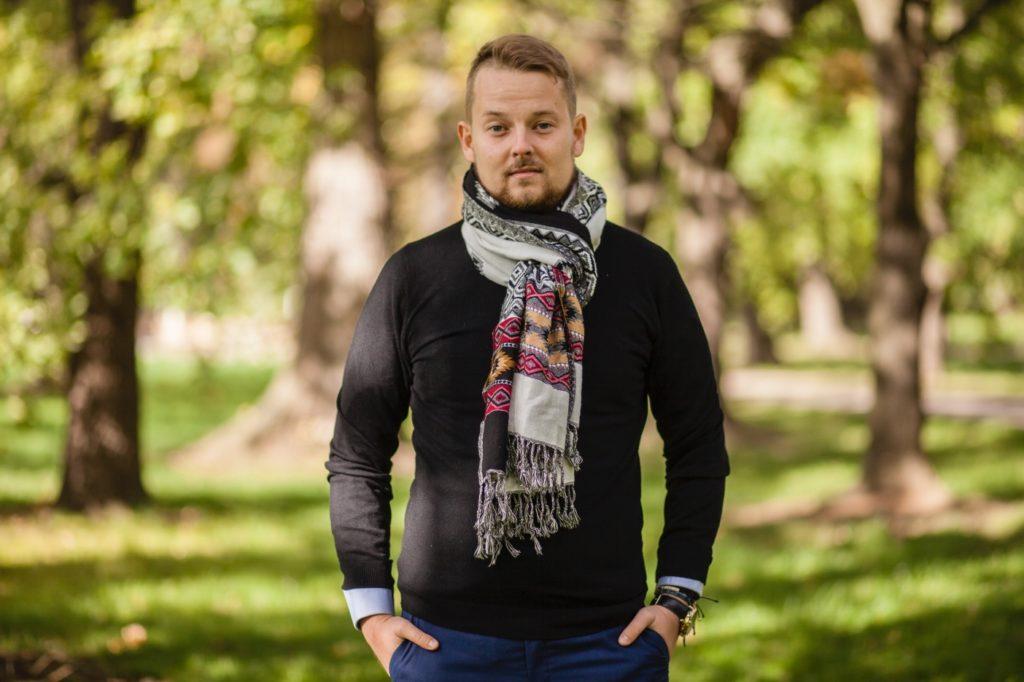 Ambassador BA Šimon Srp