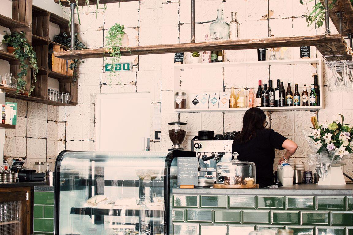 alternativní kavárny v Praze