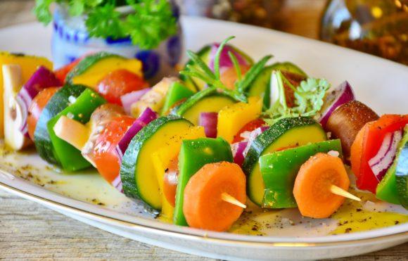 Zelenina jako rychlá a zdravá večeře