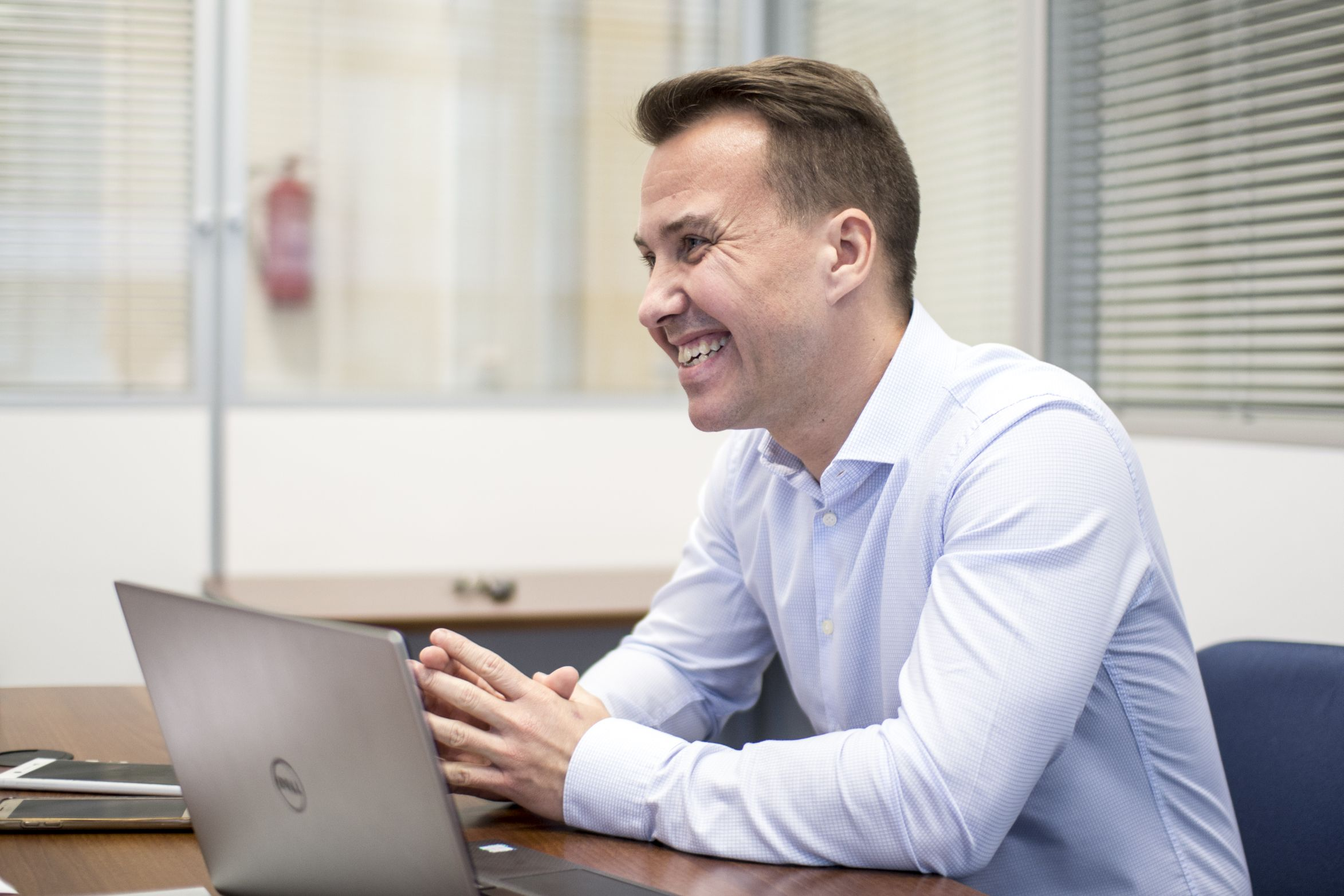 Marek Mencl ředitel Atlas Software v Brně
