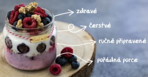 Nový koncept občerstvení Můj Jogurt