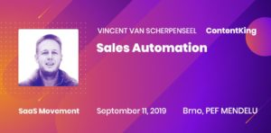 Sales movement