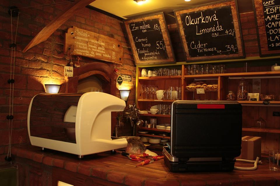 Pekařství a kavárna Zastávka