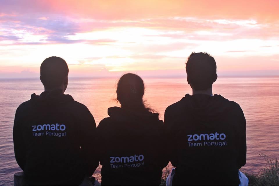 Zomato hoodies