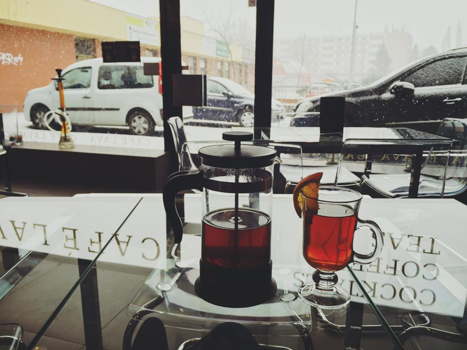 9. Cafe Lava