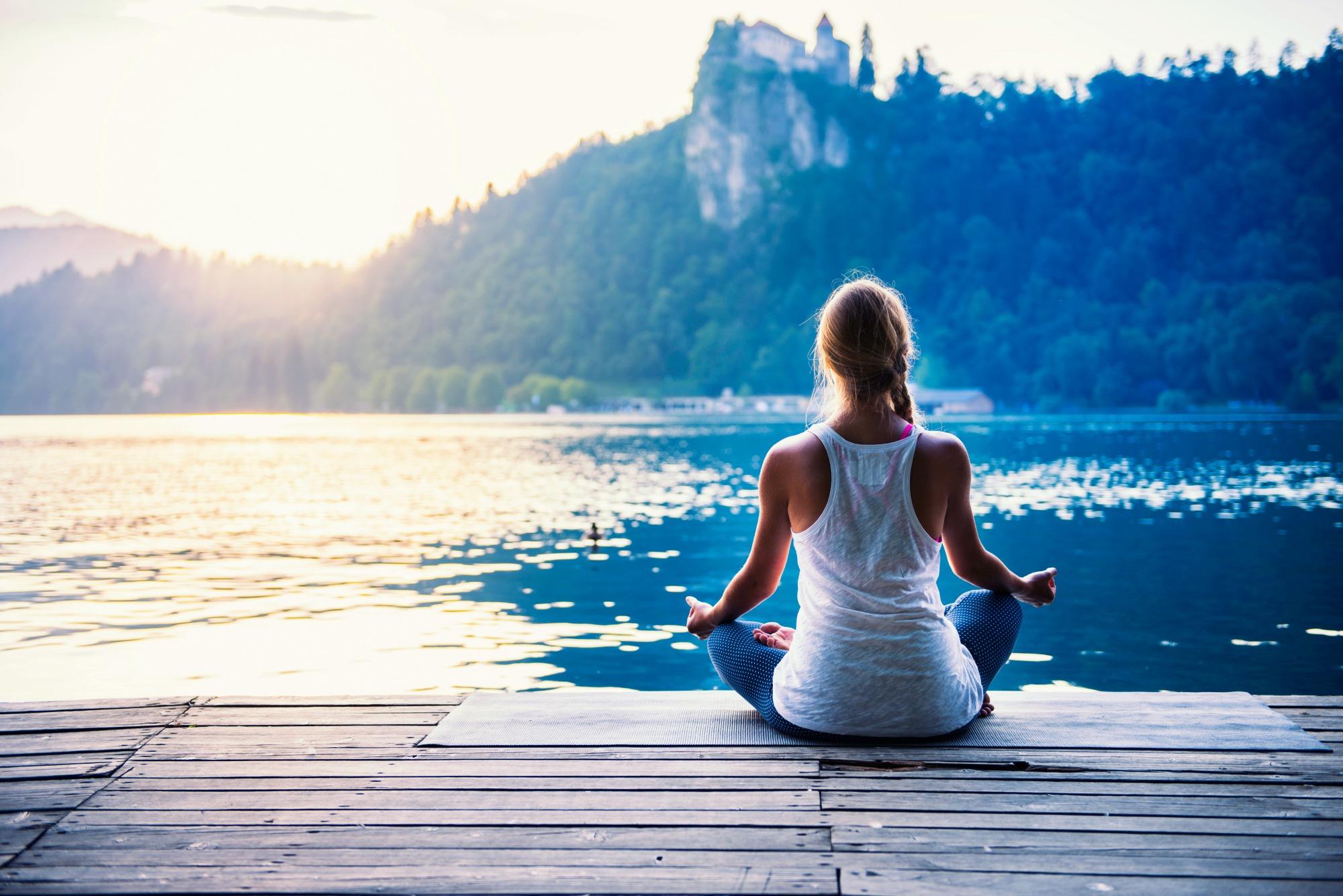 Feng shui meditace