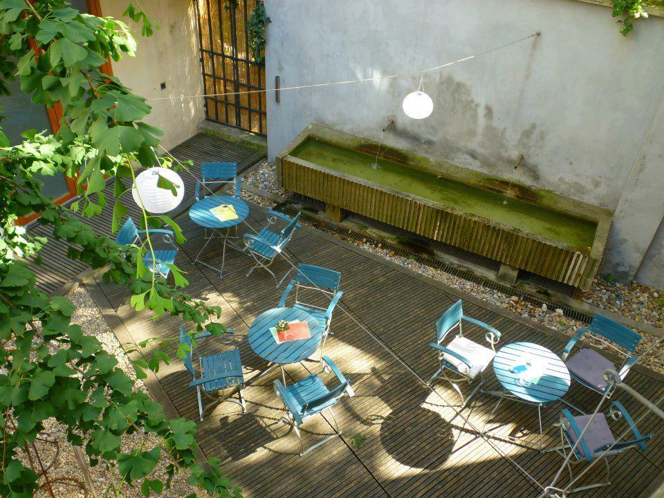 Restaurace se zahrádkou Praha