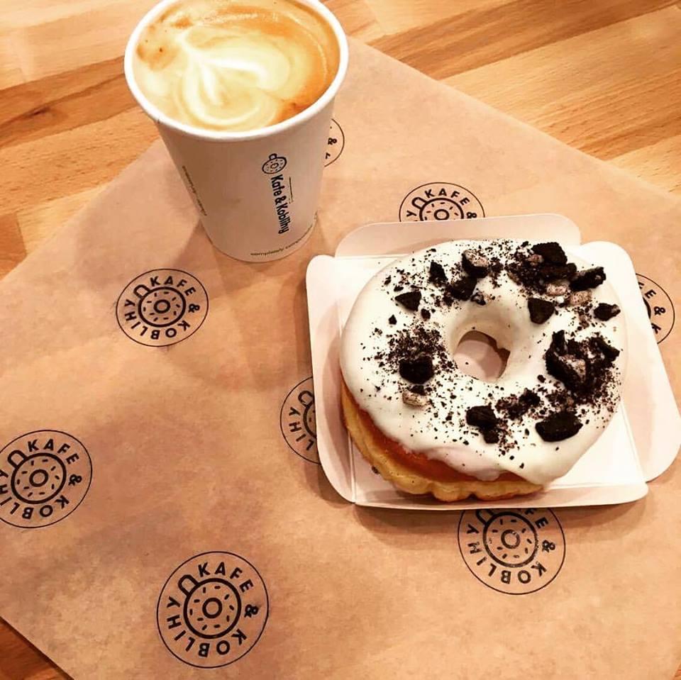 kafe koblihy