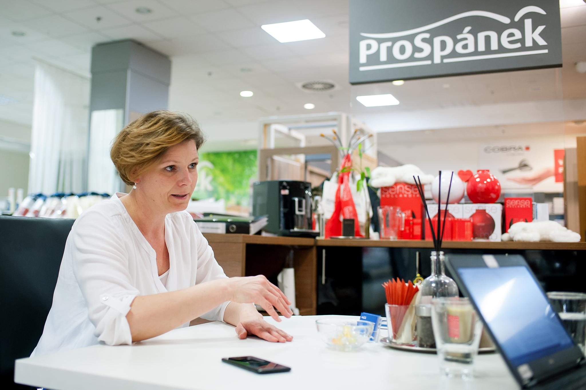 Eva Hrušková - ProSpánek (2)