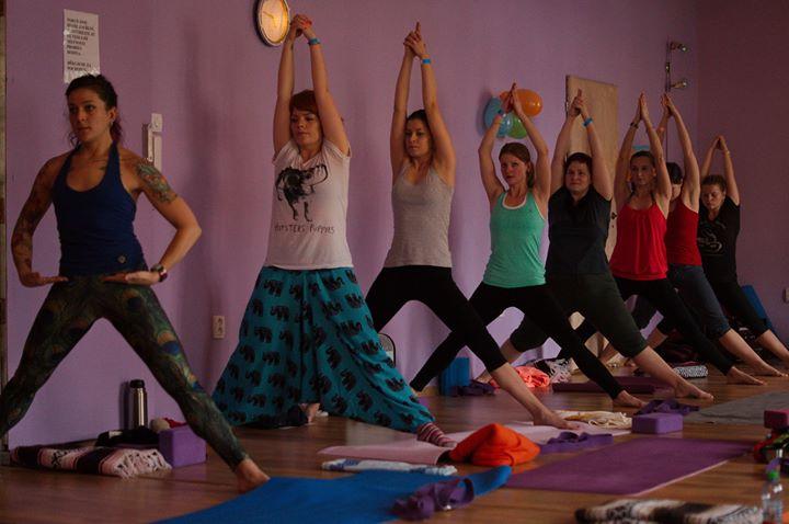 yoga Ostrava