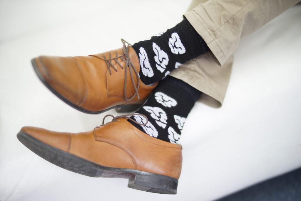 Business animals – super sales ponožky 2