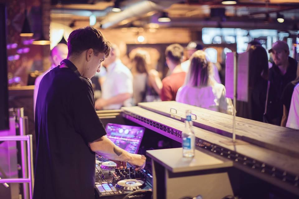 fitness DJ