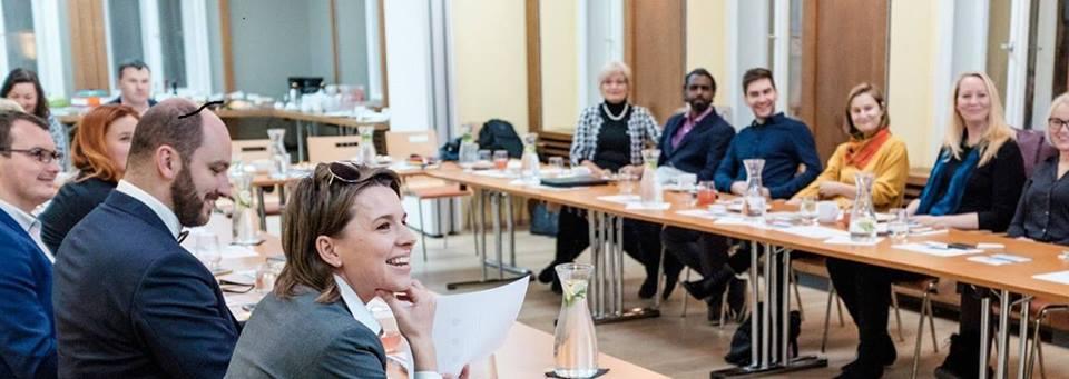Networkingové setkání - Business oběd Praha, Smart Network