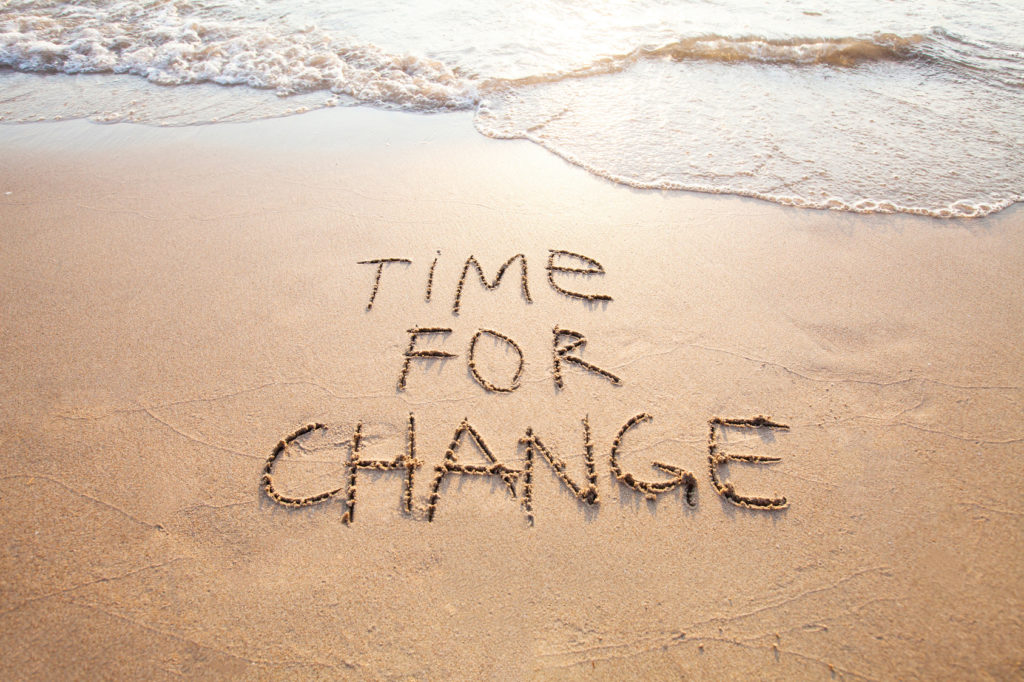 Změna může i prospět