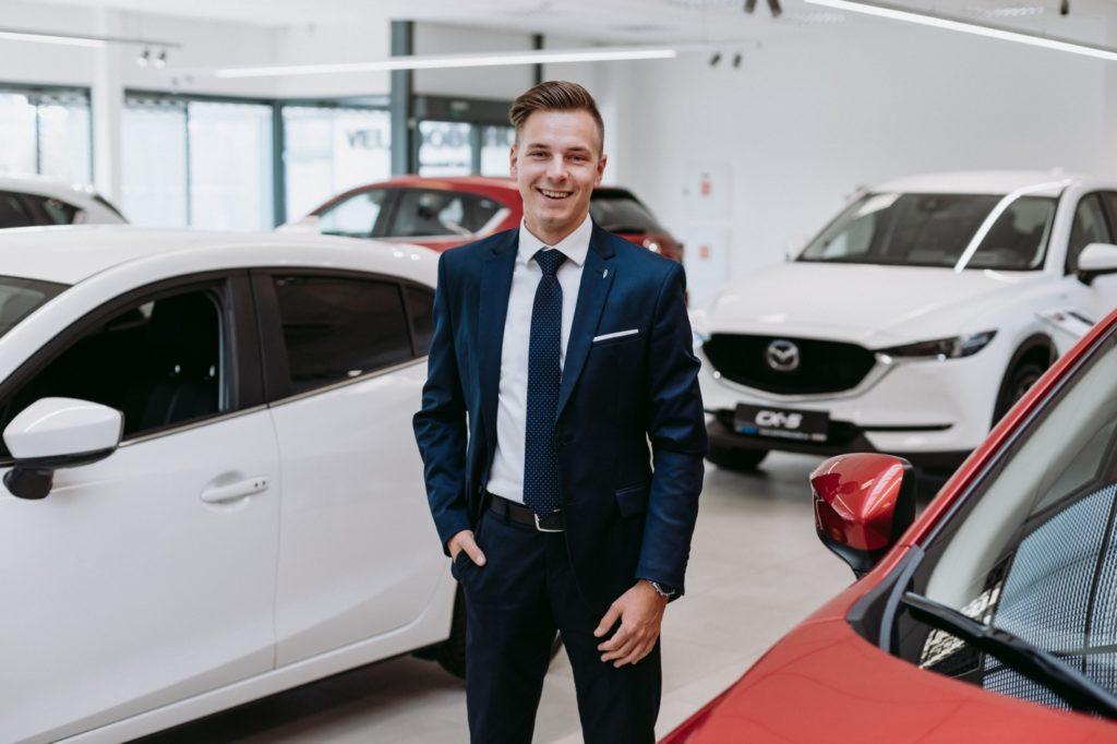 Vozy Mazda a jejich prodej v AutoPalace