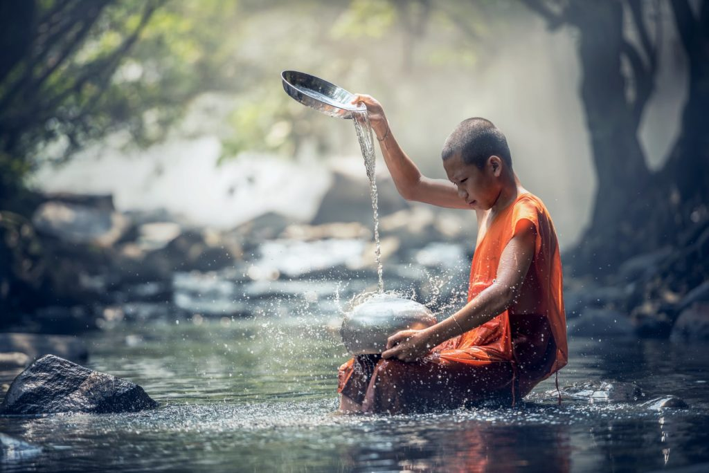 buddhismus a obchod