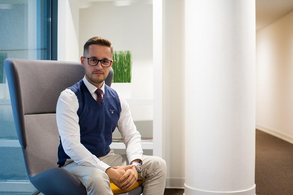 Michal Rückel - Už ve 24 letech se stal dolarovým milionářem
