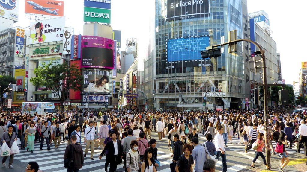 Obchod v Japonsku