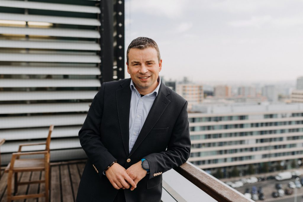 Pavel Hodek – Head of Sales firmy Provident