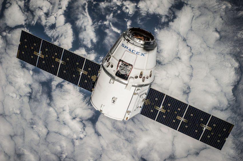 Space X miliardáře Elona Muska