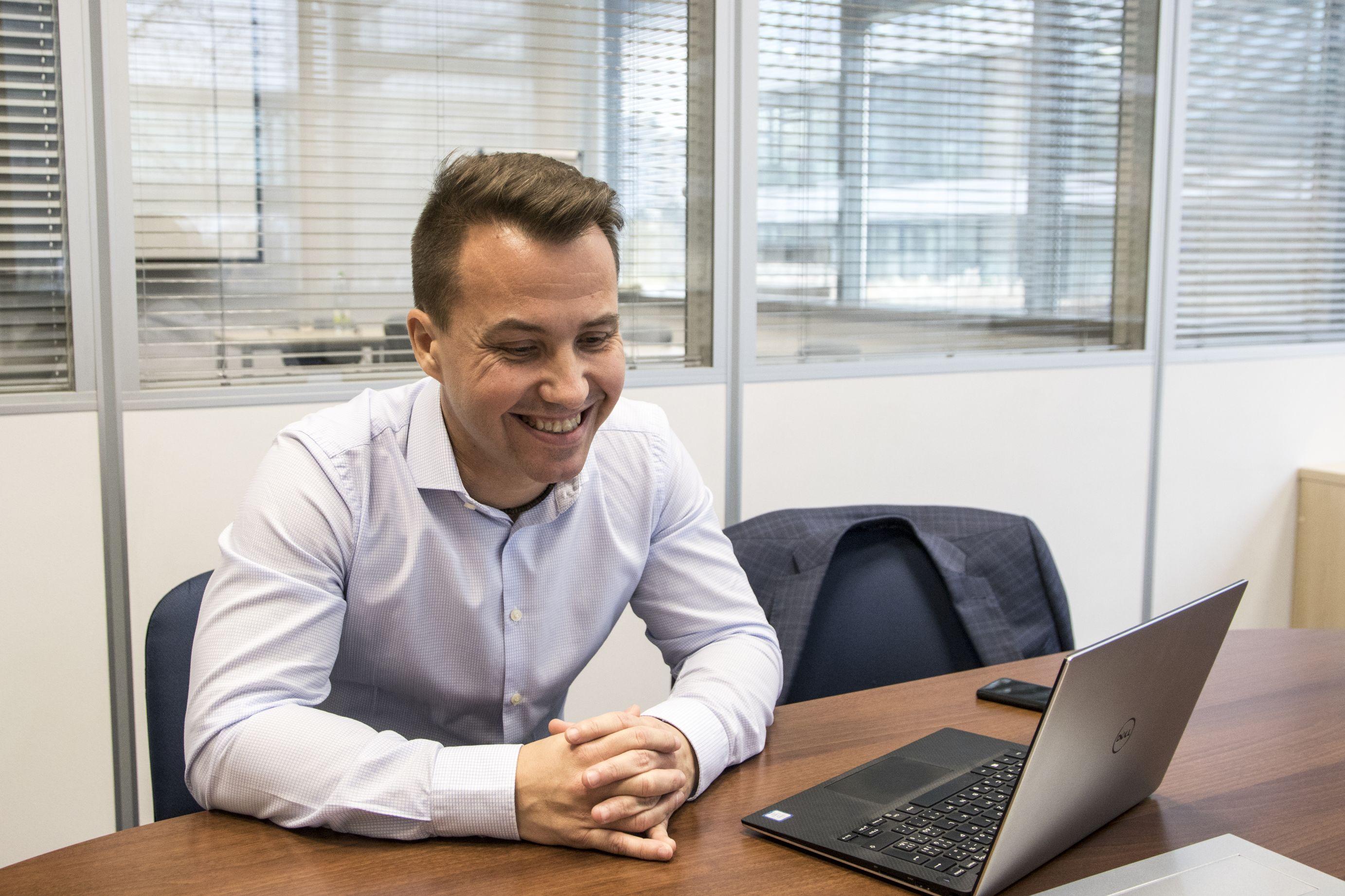 ředitel brněnské firmy Atlas Software