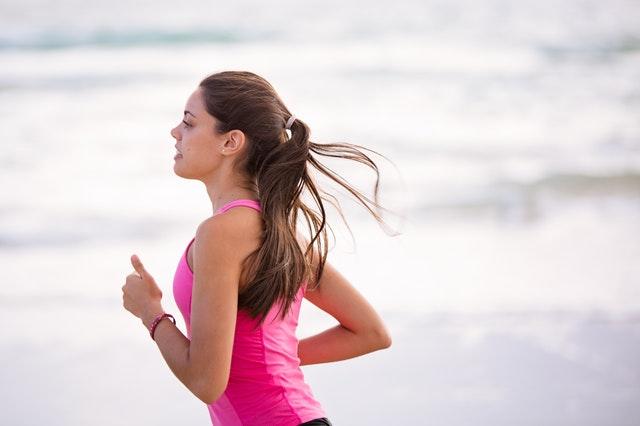 Jogging, indiánský běh, hubnutí